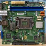Supermicro X11SCL IF Overview