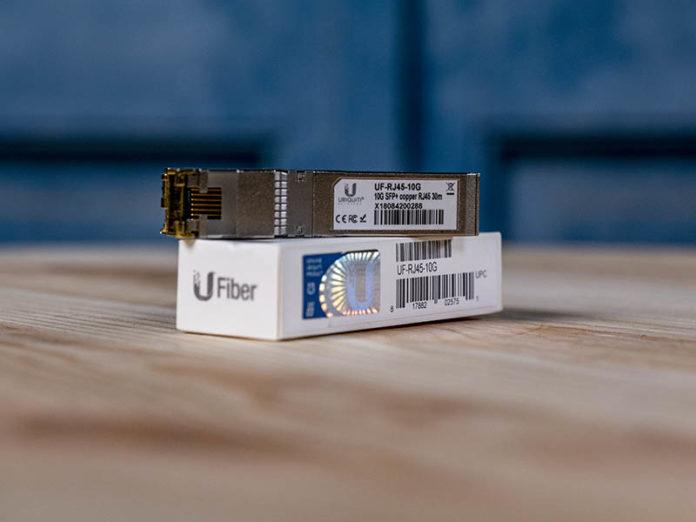 Ubiquiti UF RJ45 10G On Box