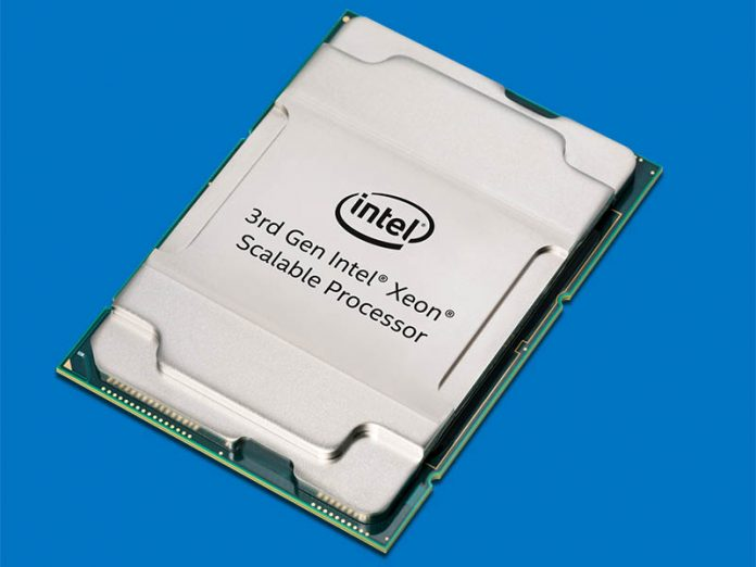 3rd Gen Intel Xeon Scalable CPU