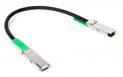 A DAC or Twinax Cable