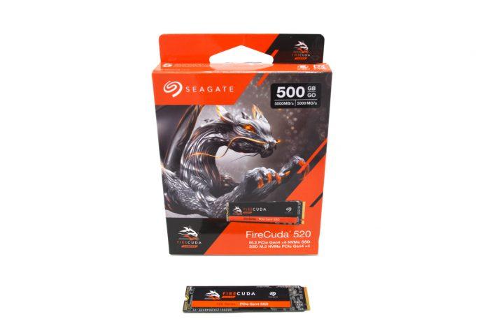 Firecuda 520 500GB