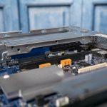Gigabyte R181 2A0 Middle PCIe Riser