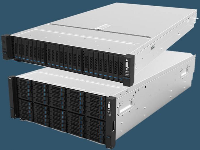 Inspur NF8260M6 And NF8480M6 Server Cover