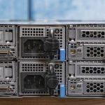 Inspur I24 Rear Nodes And PSU View
