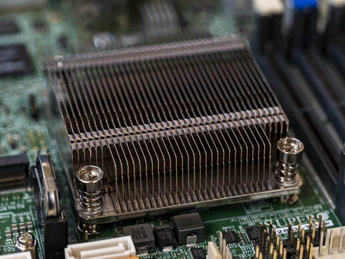 Intel Atom C3858 Cover