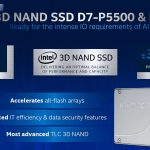 Intel SSD D7 P5500 And P5600