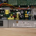 MikroTik CRS328 24P 4S+RM Internal Power Supply To Supermicro Comparison