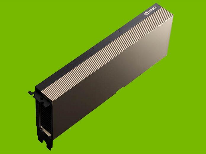 NVIDIA A100 PCIe Cover