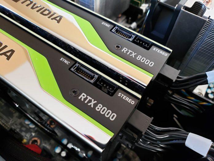 NVIDIA Quadro RTX 8000 NVLINK