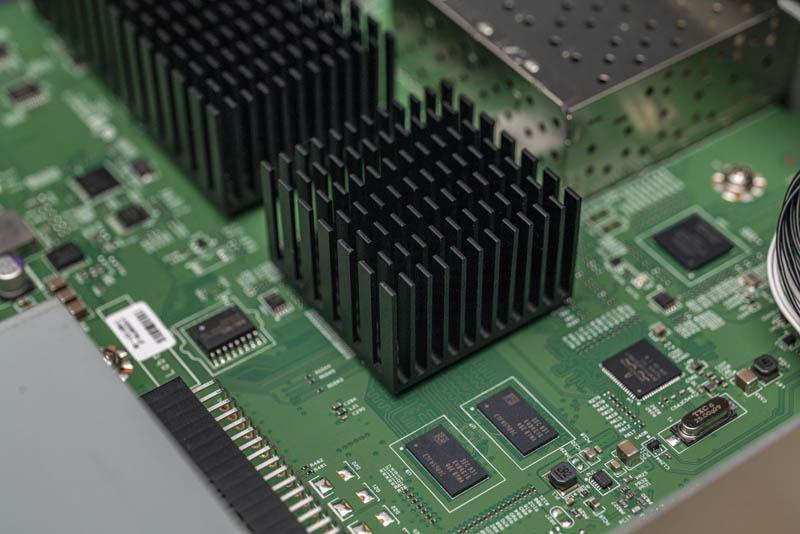 Netgear M4300 8X8F Managment SoC