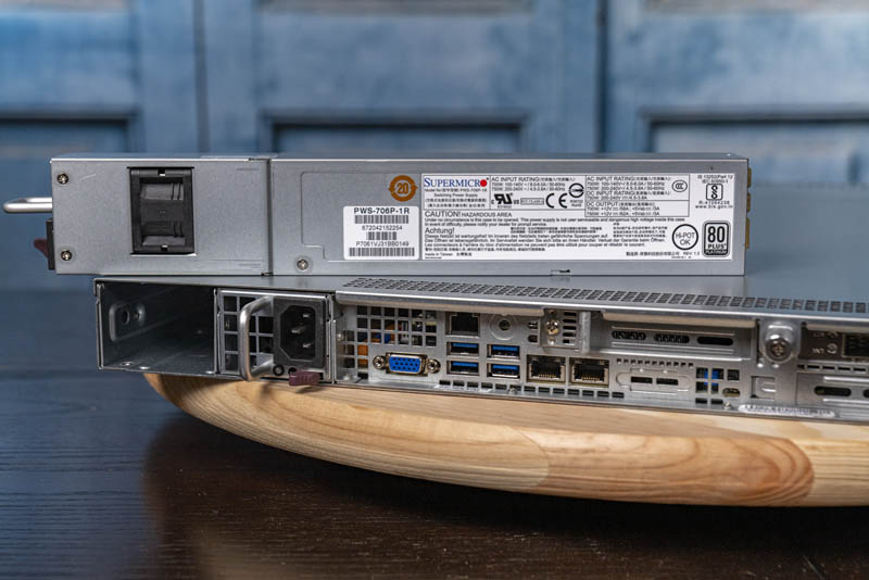 Supermicro SYS 1029P WTR 700W 750W 80Plus Platinum PSU