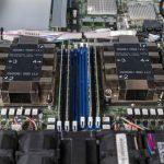 Supermicro SYS 1029P WTR CPU Heatsinks Memory