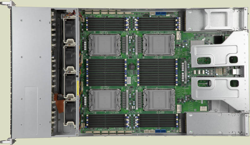 Supermicro SYS 240P TNRT Front Three Quarter View