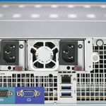 Supermicro Simply Double SSG 6029P E1CR24H Rear