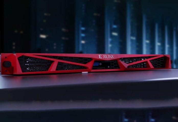Xilinx RT Server Streaming Edition