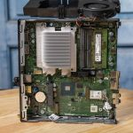 Dell OptiPlex 3070 Micro Internal Overview Motherboard