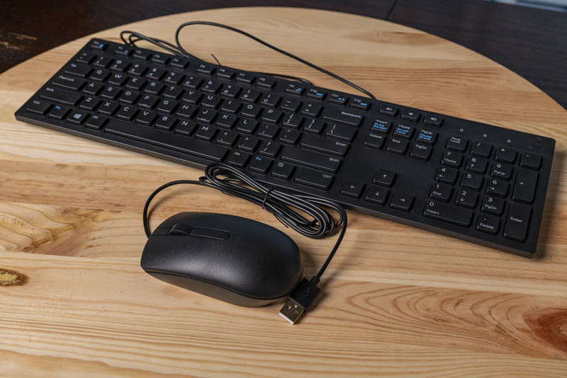 Dell OptiPlex Micro Keyboard And Mouse