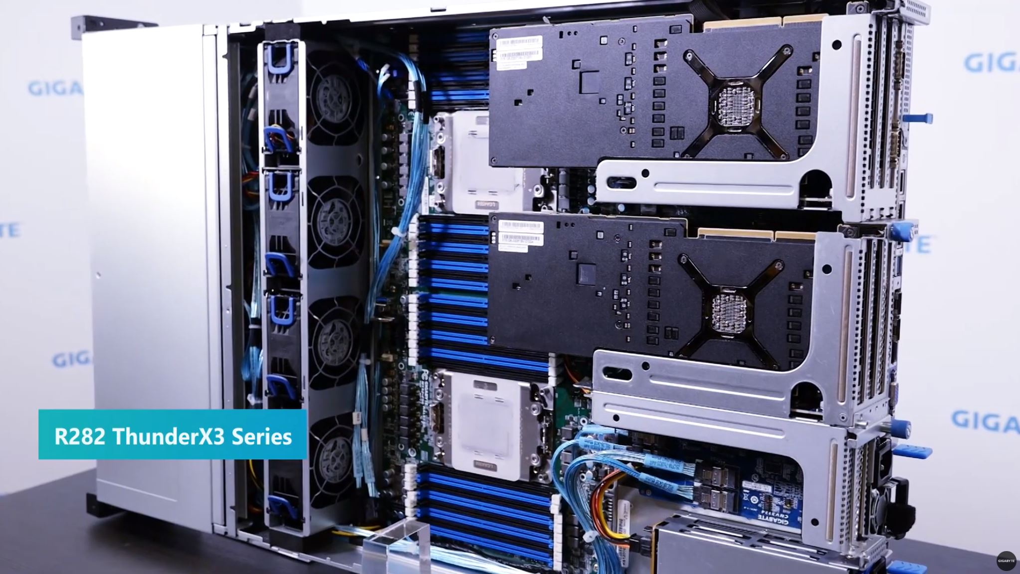 Gigabyte R282 ThunderX3 Series Overview