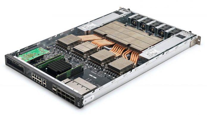 Graphcore IPU Machine M2000 With Heatsink