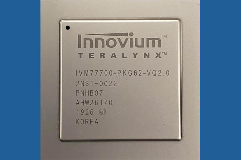 Innovium Teralynx 7 Cover