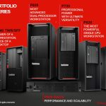 Lenovo ThinkStation Existing Portfolio