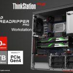 Lenovo ThinkStation P620 Overview