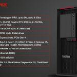 Lenovo ThinkStation P620 Overview 2