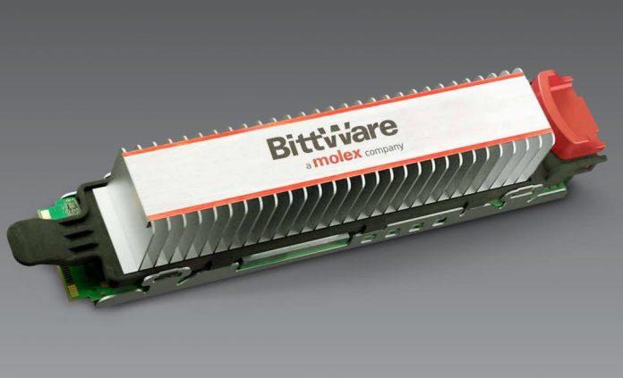 Molex BittWare 250 M2D M.2 Xilinx FPGA