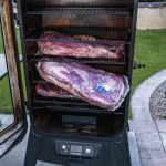 Pit Boss Smoker 19lb Wagyu Brisket Not Fitting
