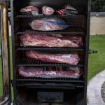Pit Boss Smoker With Meat That Fit