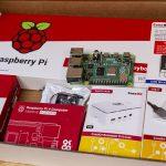 Raspberry Pi Canakit Starter Kit