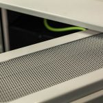 Supermicro Outdoor Edge System Heat Exchanger Top Vent