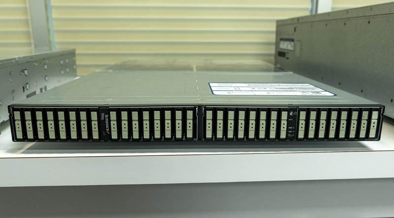 Supermicro SSG 1029P NEL32R Front