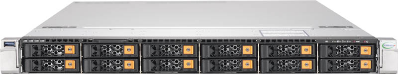 Supermicro SYS 1029U TN12RV Front