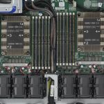 Supermicro SYS 1029U TN12RV Top CPU And Memory Area