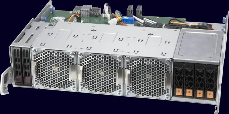 Supermicro SuperStorage SSG 6049SP DE1CR60 IO Expansion Top