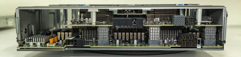 Supermicro SuperStorage SSG 6049SP DE1CR60 Node Connector View