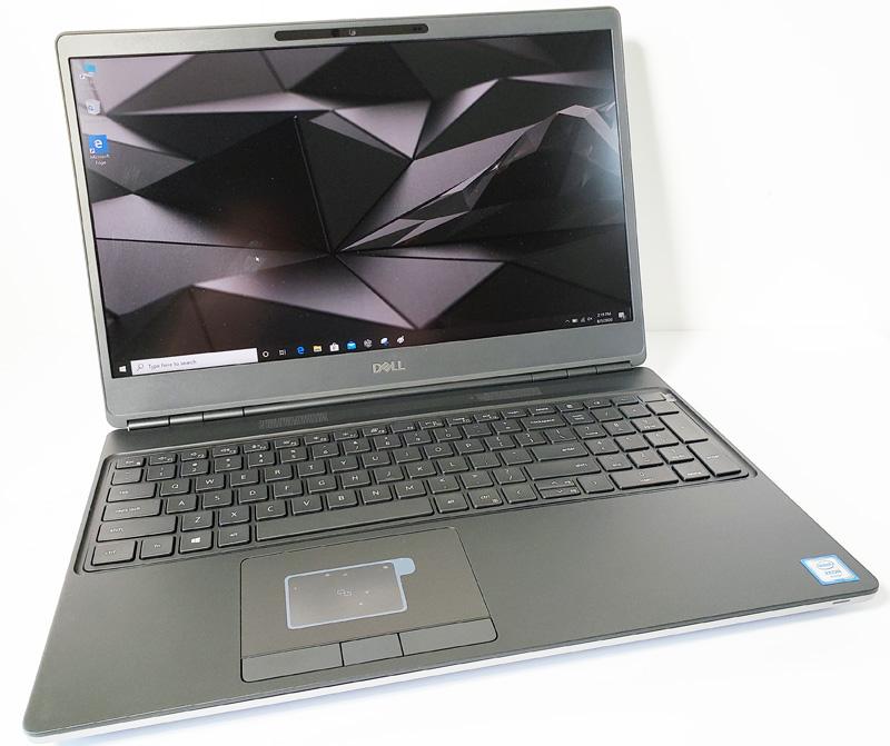 Dell Precision 7550 Open