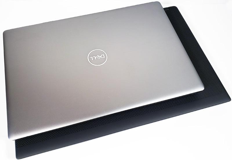 Dell Precision 7550 Size Compare