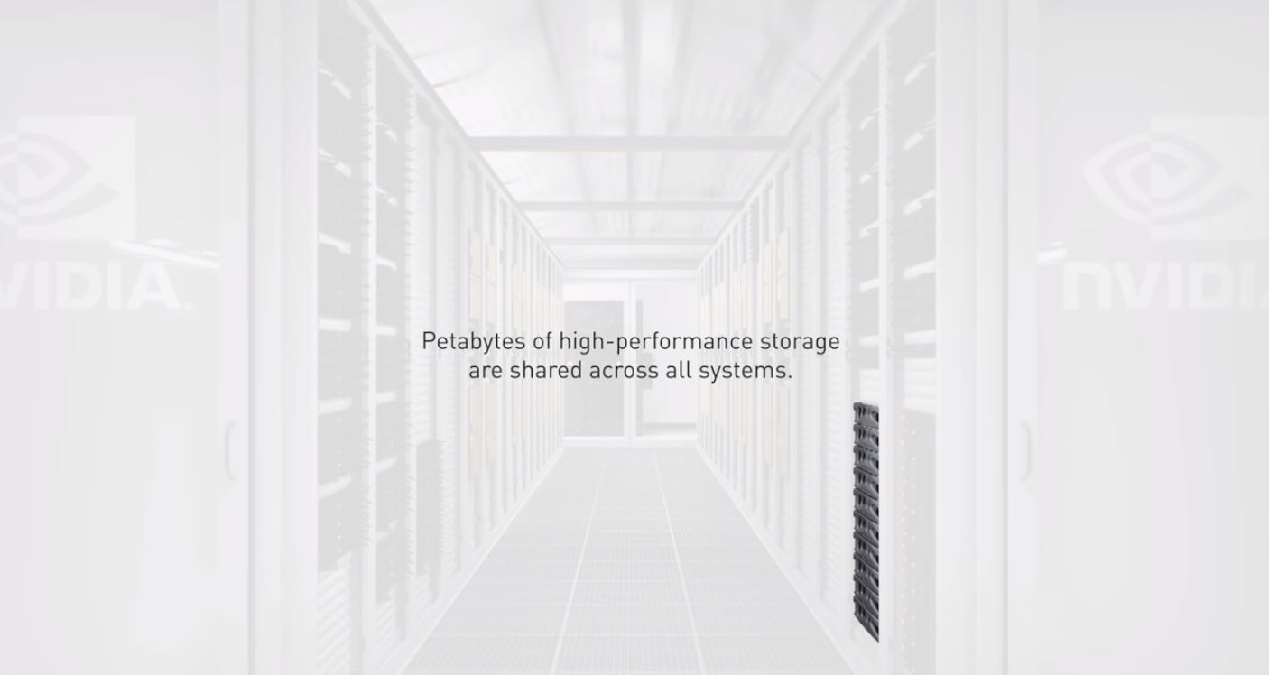 HC32 NVIDIA DGX A100 SuperPOD Storage 3