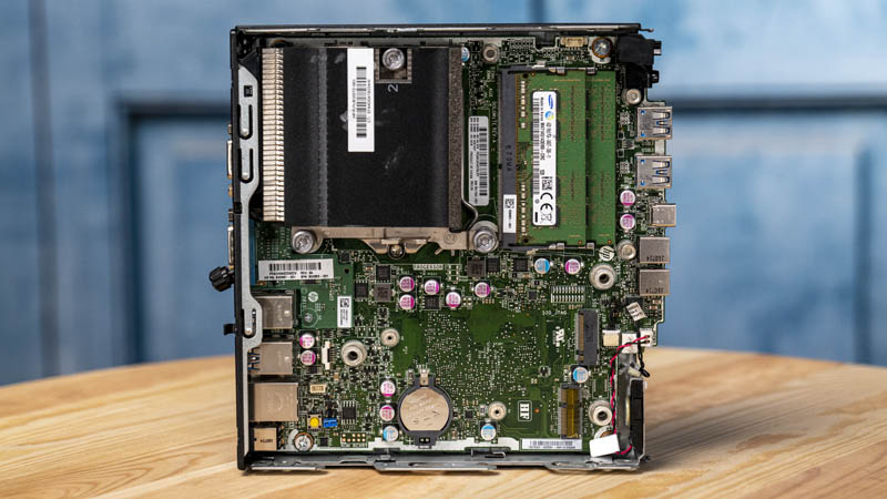 HP EliteDesk 800 G2 Mini Internal Stripped