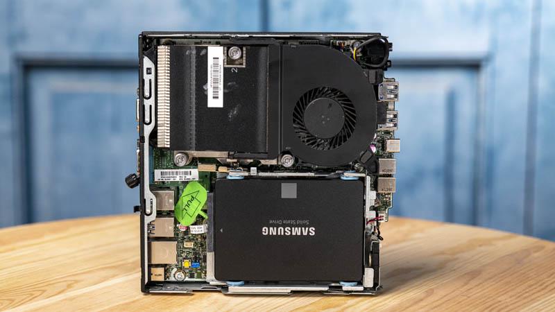 HP EliteDesk 800 G2 Mini Internal