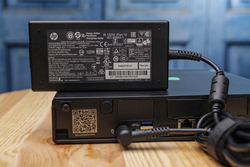 HPE ProLiant EC200a Power Adapter