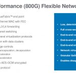 Hot Chips 32 Fungible F1 DPU 800G Flexible Network Engine