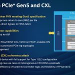 Hot Chips 32 Intel Agilex R Tile PCIe Gen5 And CXL