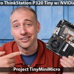 Lenovo ThinkStation P320 Tiny Cover Web