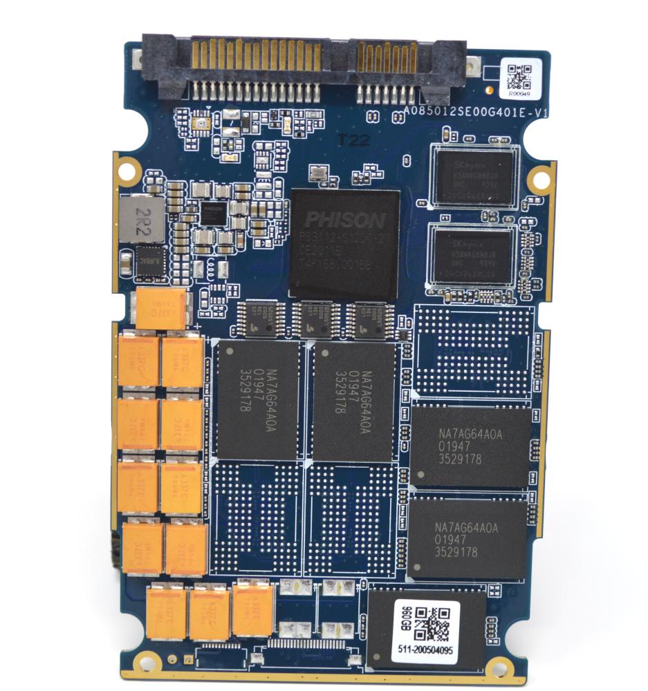 SAT5200 960GB PCB Controller