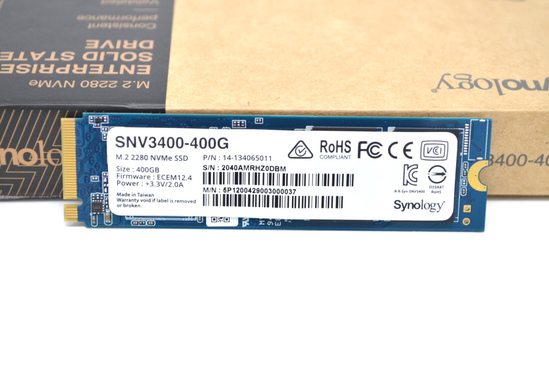 SNV3400 400G Back