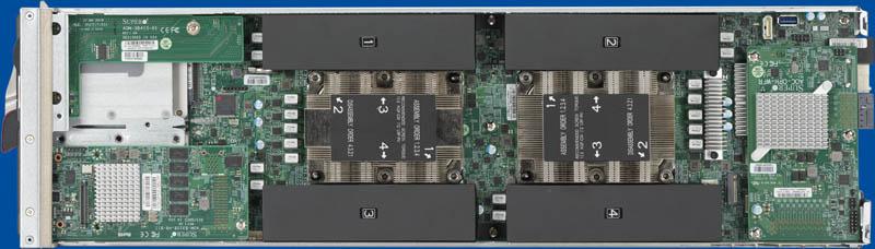 Supermicro SBI 4129P C2N Top