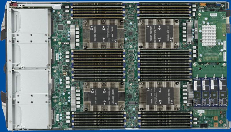 Supermicro SBI 8149P T8N Top